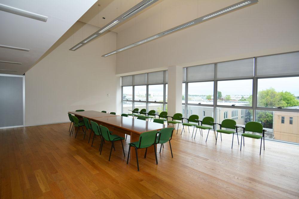 Affitto aule sale conferenze Pordenone - Consortium Service