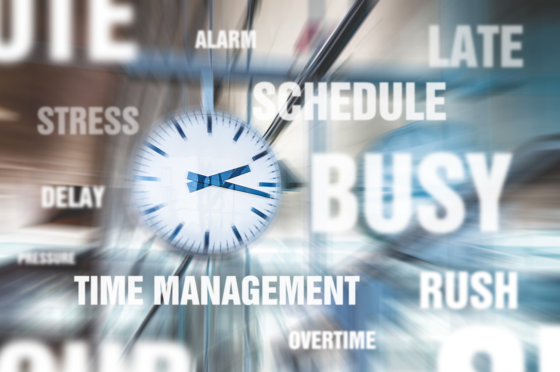 Corso Gestione Tempo e Stress Consortium Service